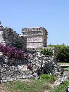 Mayan Ruins - Tulum, Mexico