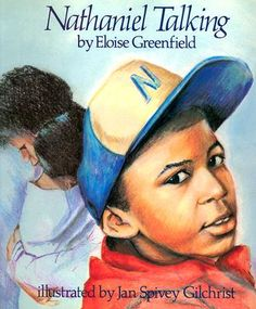 1990 Coretta Scott King Book for Illustrator: Nathaniel Talking by Jan Spivey Gilchrist / PZ7.G845 Na / http://catalog.wrlc.org/cgi-bin/Pwebrecon.cgi?BBID=483155