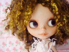 @Jonathan London Customized OOAK Blythe Doll CuriCuri by Dakawaiidolls on Etsy, $270.00