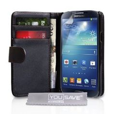 Samsung Galaxy S4 Case Black PU Leather Wallet Cover --- http://www.amazon.com/Samsung-Galaxy-Black-Leather-Wallet/dp/B00BBD0A82/?tag=everythin00ed-20