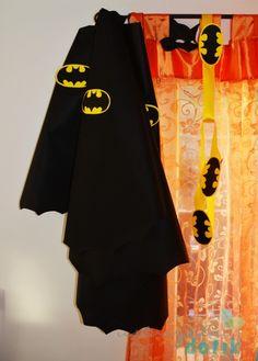 batman costum, kostum za maškare, pusta, čisto preprost, ustvarjalni dotik