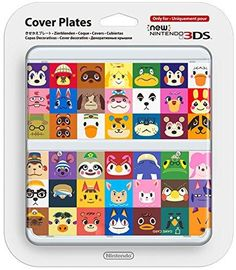 Coque Animal Crossing Happy Home Designer 27 - New 3DS - Acheter vendre sur Référence Gaming