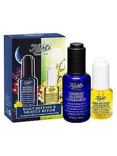 Kiehl's Since 1851 Midnight Recovery Concentrate - 1.7 fl. oz. and Dai