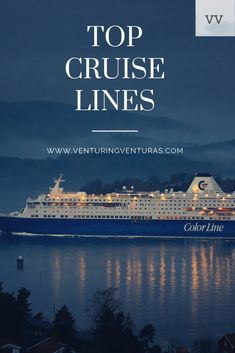 The Best Cruise Lines - Cruise Lines are continuing to innovate whether that be adding new ships to their fleet or new destinations. For some, that may even include new excursions in an old location to add a special type … Ocean Cruise, Cruise Port, Cruise Tips, Cruise Travel, Tauck River Cruises, Crystal River Cruises, Top Cruise Lines, Celebrity Cruises, Celebrity Gowns