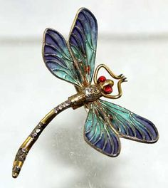 Invest in Art Nouveau Jewelry | They're Not Making It Anymore! Beat the Recession, Invest in Period Jewelry....