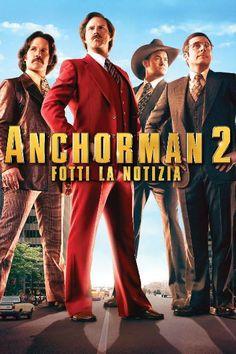 """Anchorman 2 - Fotti la notizia Streaming HD - Altadefinizione01 http://www.altadefinizione01.love/5011-anchorman-2-fotti-la-notizia.html  Con gli anni '70 dietro di lui, il più famoso giornalista di San Diego, Ron Burgundy (Will Ferrell), ritorna dietro la scrivania del notiziario in """"Anchorman 2: The Legend Continues"""". È tornata anche la co-conduttrice di Ron, sua moglie Veronica Corningstone (Christina Applegate), l'uomo del meteo Brick Tamland (Steve Carell), l'uomo sulla strada Brian…"""