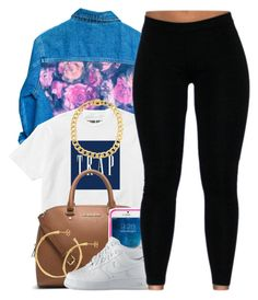 """""""nov. 29 2k14"""" by xo-beauty ❤ liked on Polyvore featuring Michael Kors, Dinny Hall, NIKE and Kenneth Cole"""