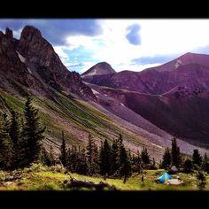 for purple mountain majesties....