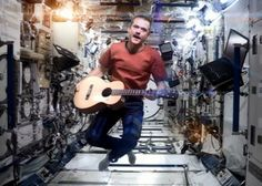Congratulations to former Canadian astronaut Col. Chris Hadfield, the recipient of the Space Foundation's 2014 Douglas S. Morrow Public Outreach Award, for his use of social media to engage millions of followers while chronicling life aboard the International Space Station (ISS). The award will be presented on May 19 during the opening ceremony of the 30th Space Symposium, co-sponsored by Northrop Grumman.