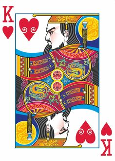 Bicycle® Emperor Playing Cards by USPCC by Joanne Lin — Kickstarter