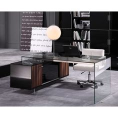 VIG Furniture Alaska Writing Desk