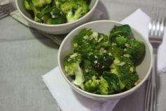 THERMOMIX: Brócolis temperado