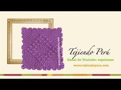 TEJIDO, enjoy all your videos online and create your lists of favorite tracks Plastic Canvas Stitches, Weaving Techniques, Lana, Youtube, Create Yourself, Crochet Hats, Diy, Handmade Crafts, Macrame