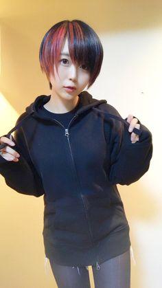 Asian Cute, Cute Asian Girls, Cute Girls, Cool Girl, Grunge Goth, Nu Goth, Beautiful Japanese Girl, Japanese Beauty, Asian Beauty