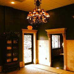 Foyer - A Natural Difference Spa