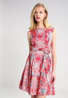 Vêtements Derhy METRICOLO - Robe d'été - rouge rouge: 90,00 € chez Zalando (au 25/05/17). Livraison et retours gratuits et service client gratuit au 0800 915 207.