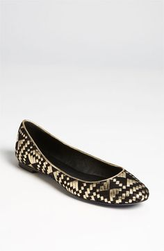 Rebecca Minkoff 'Uma' Flat | Nordstrom I usually don't like ballet flats, but these are SOOO cute!