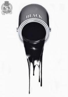Magas fényű fekete 2K alap festék. 1 liter+edző. https://chromestylehungary.com/Magas-fenyu-fekete-2K-alap-festek-1-liter-edzo