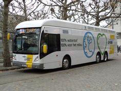 Van Hool bepaalt mee de toekomst met de waterstofbus #bestpractice #duurzame #innovatie #mobiliteit