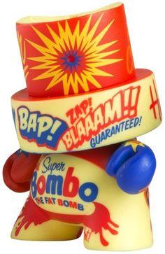 Kidrobot Fatcap Series - HAVE