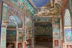 Paintings @ Bundi Palace