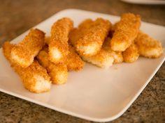 Baked Fish Sticks Recipe : Melissa d'Arabian : Food Network - FoodNetwork.com