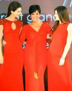 How Fab! Kris, Kendall, and Kylie rock the runway at The Heart Truth Fashion Show