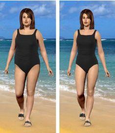 Virtual Weight Loss Simulator