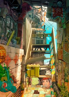 The Art Of Animation, TekkonKinkreet