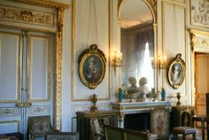 Lee F. Mindel Visits the Spectacular Musée Nissim de Camondo