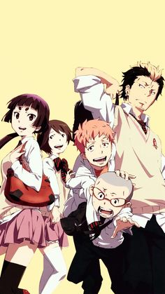 Ao no Exorcist / Blue Exorcist