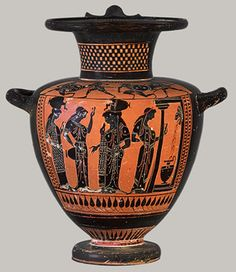 Greek Hydriai (Water Jars) and their Artistic Decoration | Thematic Essay | Heilbrunn Timeline of Art History | The Metropolitan Museum of Art