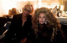 Ru and Gaga <3 My two FAVORITE people!!!!!!!!!!!!!!!!!!!!!!!!!