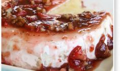 Strawberry Brie #recipes @Florida Agriculture @The Food Channel .com #strawberry #brie