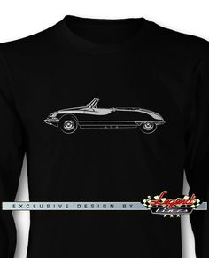 CITROEN DS ID 1968 - 1978 Convertibe Long Sleeves T-Shirt - Multi Colors & Sizes | PicClick