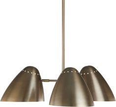 Draper Pendant Lamp I Crate and Barrel.com