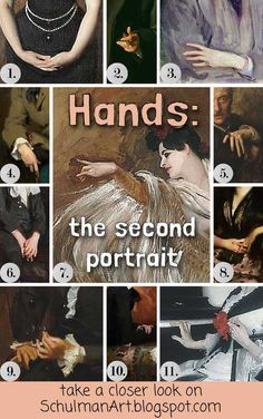 Hands: The Second Portrait New York City Tourism, New York City Museums, New York Travel, New York Activities, Painting Techniques, Art Blog, Two By Two, Portraits, Hands