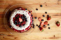 Clara Blog-4 Food Journal, Recipe Journal, Sour Cream Cake, My Recipes, Blueberry, Cherry, Fruit, Forks, Affair