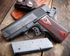 Manufacturer: Colt Mod. New Agent Type - Tipo: Pistol Caliber - Calibre: 45 ACP Capacity - Capacidade: 6 Rounds Barrel length - Comp.Cano: 3 Weight - Peso: 695...