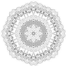 29 free printable #mandala colouring pages - canada arts connect ... - Peace Sign Mandala Coloring Pages