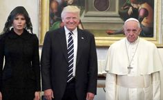 Donald Trump's expected withdrawal from the Paris climate change agreement will be like slapping the Pope in the face, according to the Vatican. The Pope has strongly and repeatedly backed the landmark global warming deal. But Donald Trump has said that he will get rid of it – despite receiving counsel from the Pope, and claiming to be a Christian. The Vatican said that Mr Trump's reasoning for doing so – that he thinks the US must rely on unclean power sources like coal – is the same...
