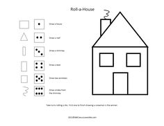 Great free printable worksheet for visual perception activities ...