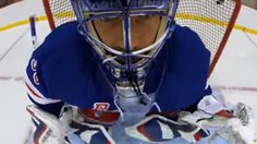 You can do plenty of marveling at Henrik Lundqvist from afar, but an up-close look at The King in action will give you another level of appreciation for the New York Rangers goalie.In 2015, Lundqvist, who celebrates his 35th birthday Thursday, strapped on a GoPro camera and gave viewers a taste of what it takes to be a goalie at the highest level.