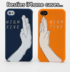 Best friend iPhone case…