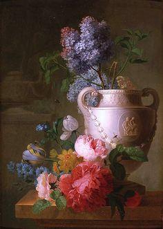 Pieter Faes  Still Life  1796