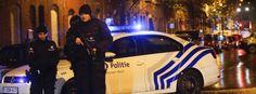 Polizisten in Brüssel: Deutliche Hinweise auf Verbindung nach Belgien