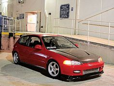 1995 Honda Civic SI Hatchback Wallpaper