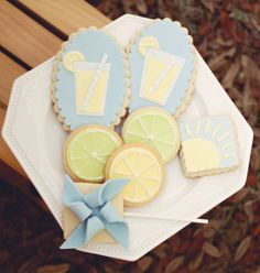 SWEET Summer Lemonade Stand // Hostess with the Mostess®