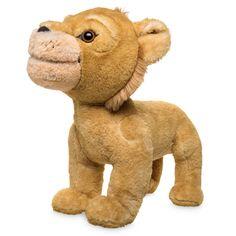 Simba Talking Plush The Lion King 2019 - Official shopDisney® Disney Dogs, Disney Plush, Disney Parks, Simba Toys, Resort Logo, Lego Marvel's Avengers, Dog Pajamas, Disney Lion King, Disney Sketches