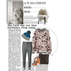 """Woollies"" by morganhina on Polyvore"